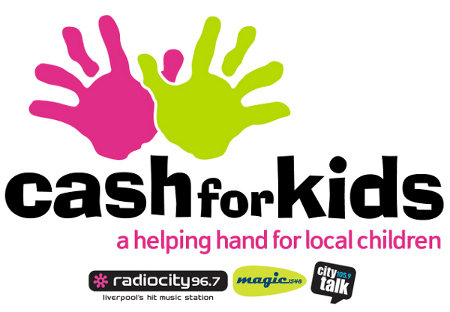 Cash For Kids Liverpool